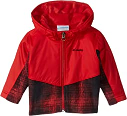 bba0e5bfb Columbia kids steens mt overlay hoodie infant mountain red buffalo ...