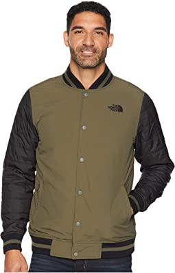 Transbay Insulated Varsity Jacket