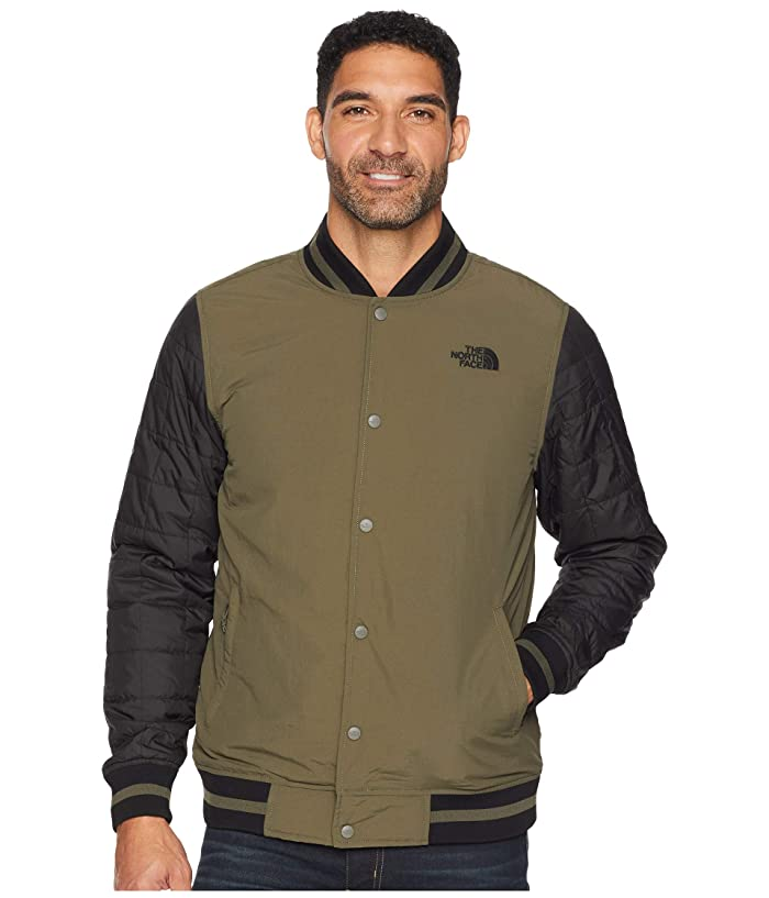 8110c2857 The North Face Transbay Insulated Varsity Jacket | 6pm