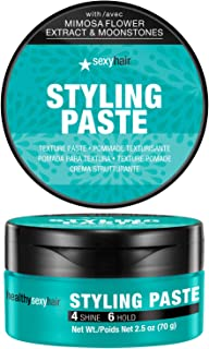 SexyHair Healthy Styling Paste (4 Shine; 6 Hold), 2.5 oz.