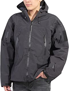 ウミネコ(Umineko) レインジャケット メンズ S M L XL XXL 耐水圧10000mm 透湿度10000g 防寒