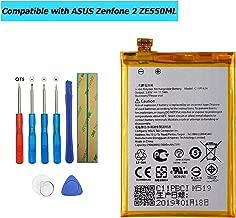 Upplus C11P1424 Replacement Battery Compatible with ASUS Zenfone 2 ZE550ML ZE551ML ZE500CL Zenfone 2 Deluxe with Toolkit