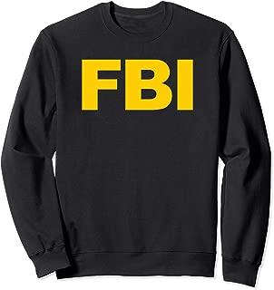 official fbi sweatshirt
