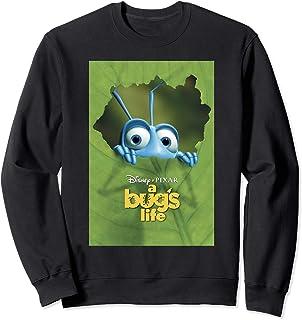 Disney Pixar A Bug's Life Flik Leaf Poster Sweatshirt
