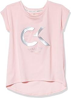 Calvin Klein Big Girls' Performance Tee