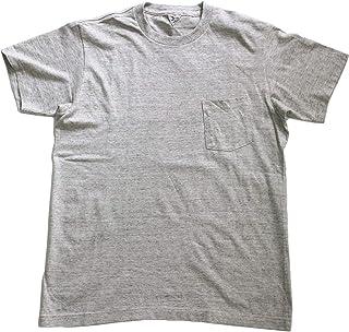 FilMelange(フィルメランジェ) ポケットTシャツ SUNNYサニー メンズポケットTシャツ ニューリンダ天竺Tシャツ OLD MELANGE