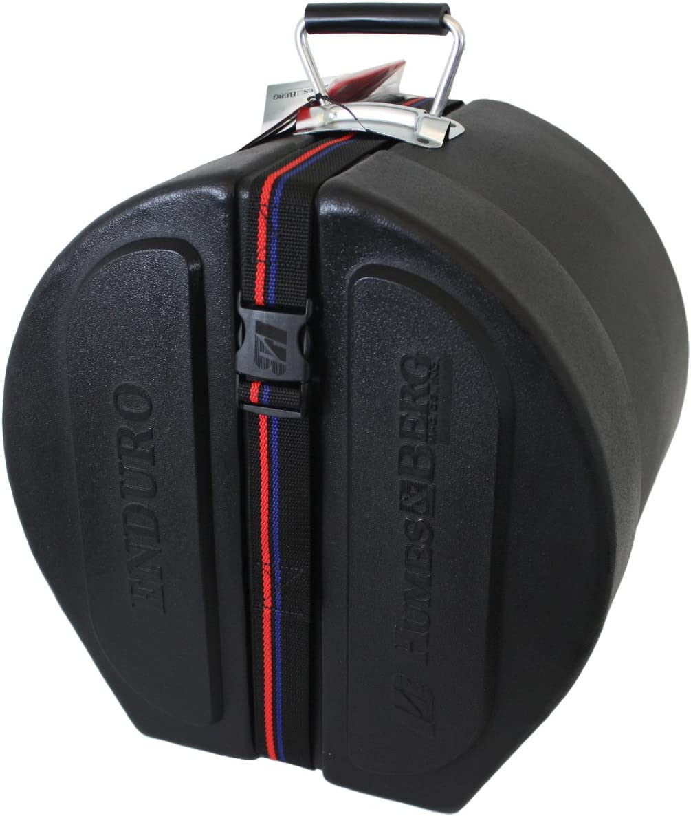 Humes Berg Enduro Arlington Mall DR615BKSP 10 x Drum Inches Case 13 Year-end gift with Tom