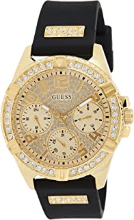 GUESS 40MM Crystal Embellished Watch