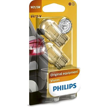 Philips 12066b2 Kugellampe Vision W21 5w Auto