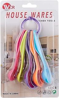 MT Kitchen Measuring Spoons - Multi Color