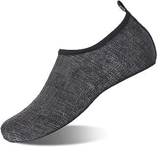 Aqua Socks Beach Water Shoes Barefoot Yoga Socks Quick-Dry Surf Swim Shoes for Women Men