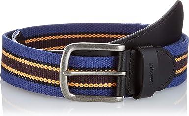 Levi's Classic Leather & Webbing Belt Cinturn para Hombre