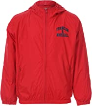 Franklin and Marshall Boy's Badge Logo Windcheater Jacket 6-7 Red