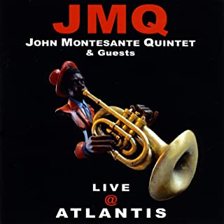 Jmq -Live @ Atlantis