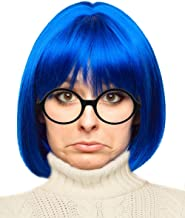 Best sadness wig and glasses Reviews