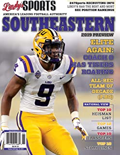 Lindy's 2019 SEC College Football Preview - LSU