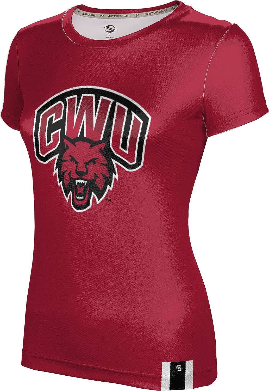 ProSphere Central Washington University Girls' Performance T-Shirt (Solid)