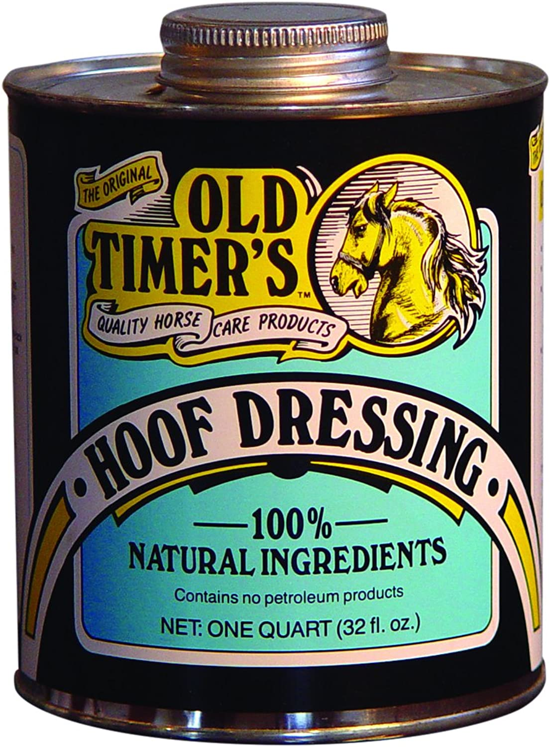HEALTHY HAIRCARE PRODUCT Old Timers Hoof Dressing, 32 OZ