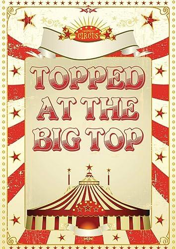 rot Herring Games Gekr  in The Big Top mörder Mystery für 12 Spieler
