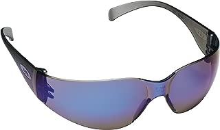 3M Virtua Protective Eyewear 11331-00000-20 Blue Mirror HC Lens, Blue Mirror Temple