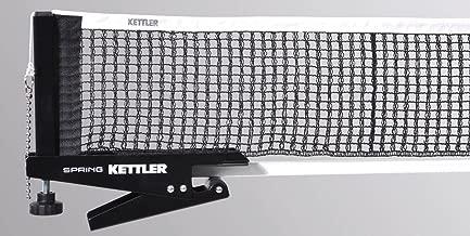Kettler Ktlr7096-300 Tt Net Set Spring, Black