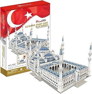Cubic Fun MC203H Sultan Ahmet Blue Mosque 3D Puzzle Set