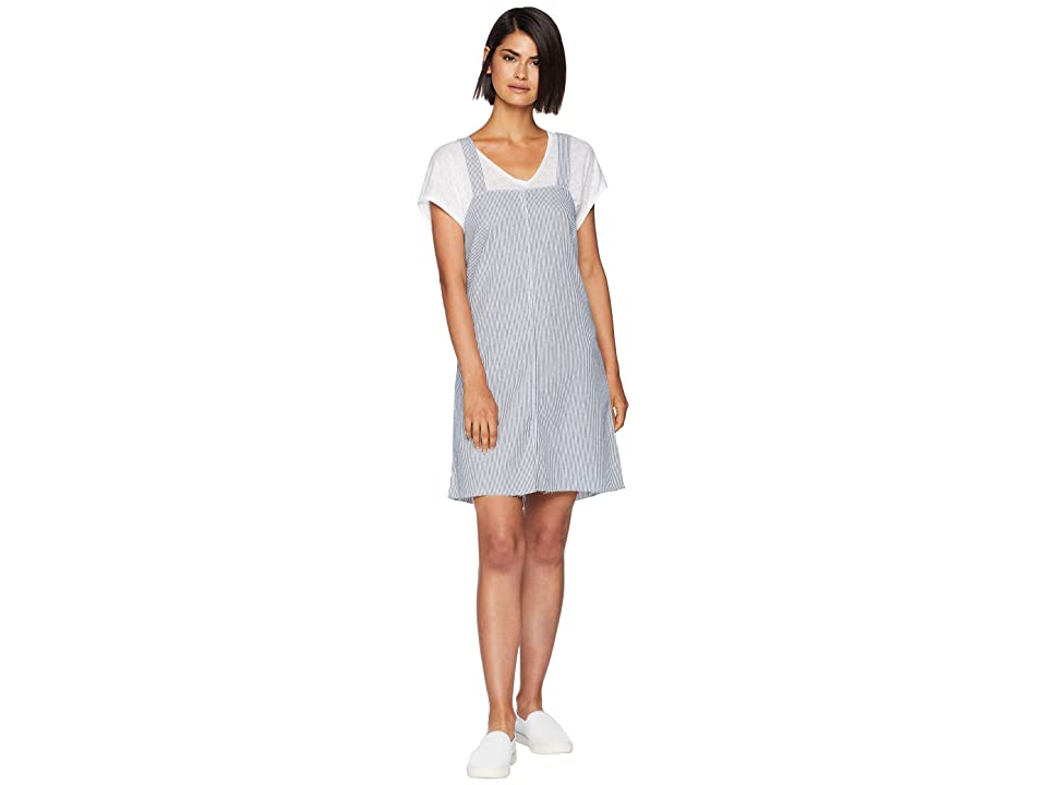 RVCA Tide Shift Dress (Railroad) Women