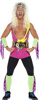 Smiffy's Men's Retro Wrestler Costume
