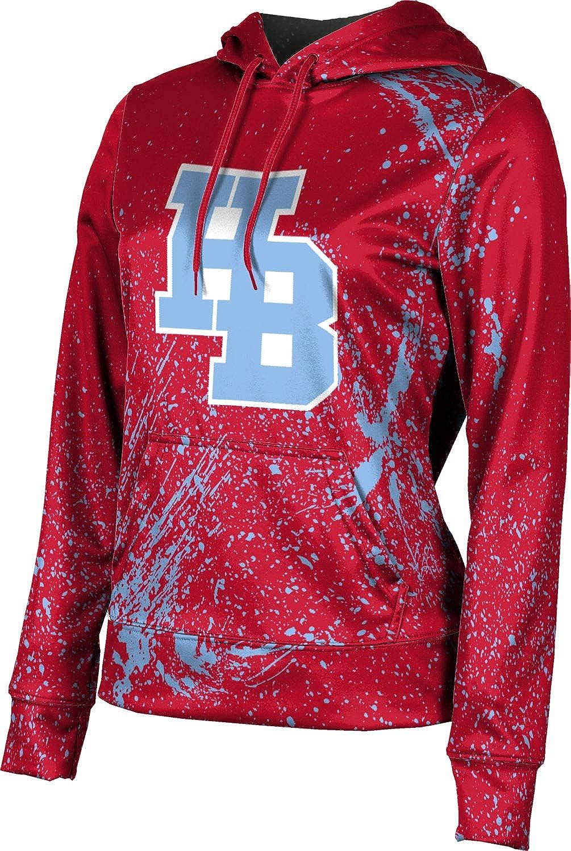 ProSphere Horseshoe Bend High School Girls' Pullover Hoodie, School Spirit Sweatshirt (Splatter)