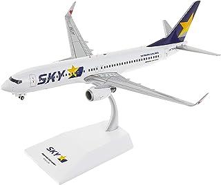 ジェミニ 1/200 737-800 スカイマークエアラインズ JA73NX 完成品