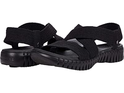 SKECHERS Performance Go Walk Smart Woven Gore Sandal