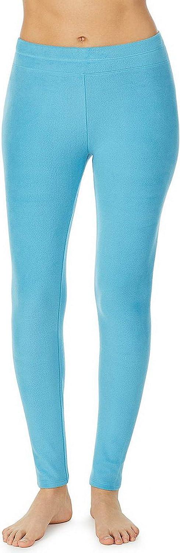Cuddl Duds Womens Fleecewear with Stretch Legging Pant
