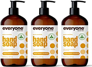 Everyone Hand Soap: Meyer 3 Count, Packaging May Vary
