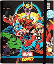 Erik CAT0060 A4 Ring Binder - Marvel Comics Avengers Premium