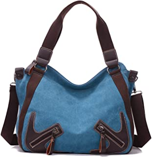 handbags canvas bag large-capacity portable travel tide bag shoulder Messenger