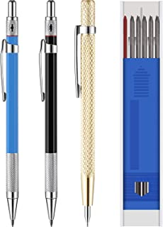 Sponsored Ad – Carpenter Pencils with Marker Refills and Carbide Scriber Tool for Glass, Ceramics, Hardened Steel (15 Pieces)