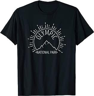 Olympic National Park Souvenir T-Shirt