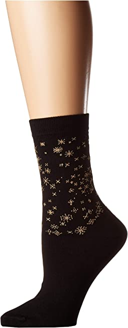Helga Midnight Star Sock