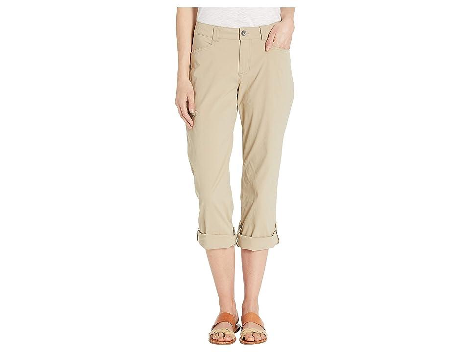 Eddie Bauer Horizon Pants (Light Khaki) Women