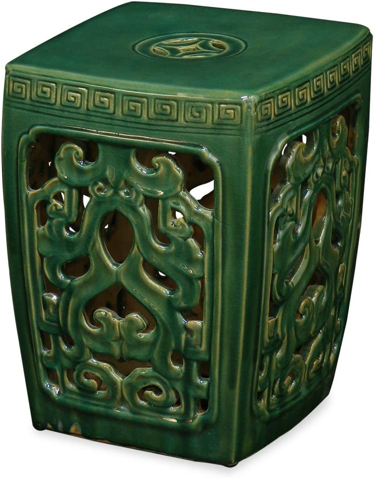 Bombing new work China Furniture Online Porcelain Garden Stool Crafted Ranking TOP13 Hand Eart