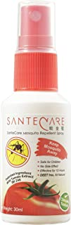 Santecare IBI-246 Mosquito Repellent Spray, 30ml