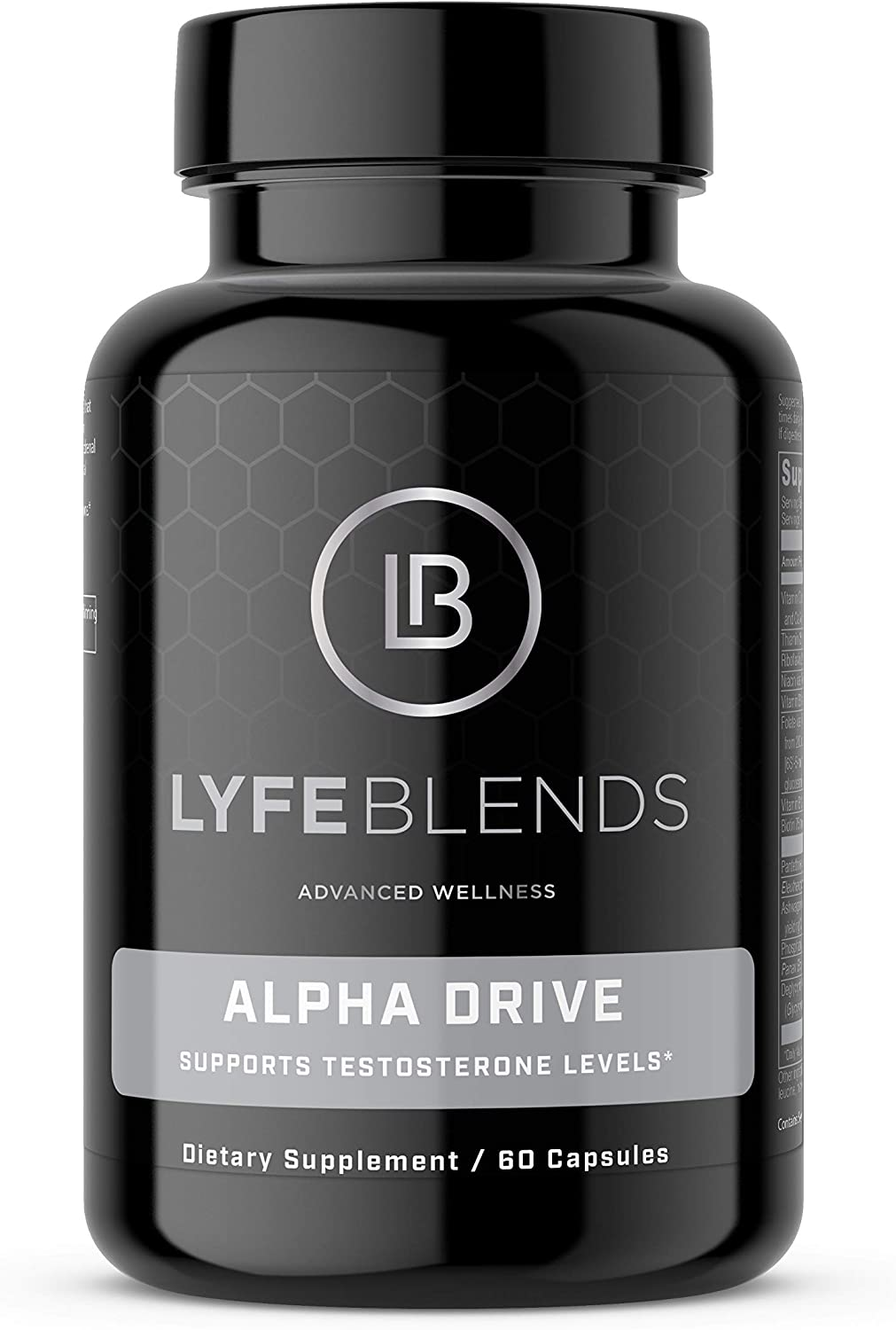 LYFE BLENDS Memphis Mall Alpha Drive All items free shipping Testosterone and Bal Hormone Metabolism