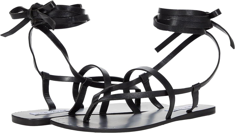 Steve Madden Women's Sandal 卓抜 当店は最高な サービスを提供します Flat Sensible