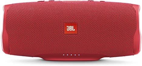JBL Charge 4 - Waterproof Portable Bluetooth Speaker - Red