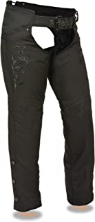 motorcycle chaps for big guys