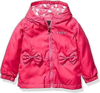 DKNY Girls' Midweight Jacket