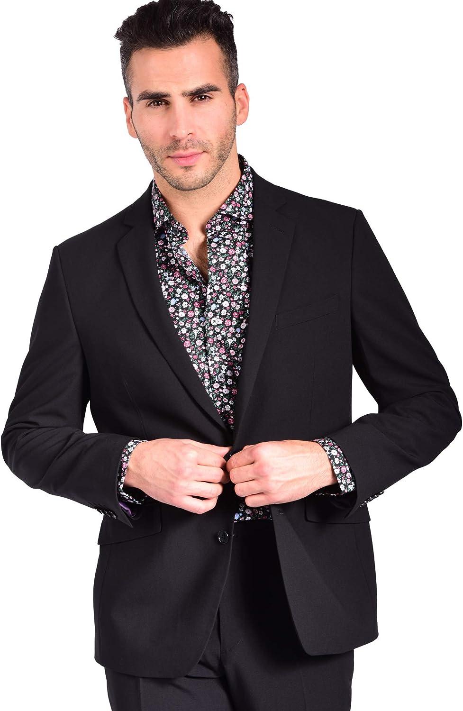 Craft & Soul Men's Slim Fit Suit Separates Jacket Blazer Coat