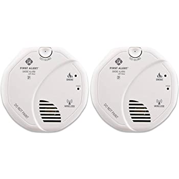 Simplisafe Smoke Detector New Version 2 Generation Amazon Com
