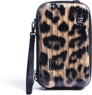 LUI SUI Girls Mini Suitcase Shape Cross Body Purse Bag Women Phone Wallet Small Shoulder Bags Gift for Friends