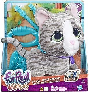 Furreal Friends- Mascotas Walkalots Gato Grande (Hasbro
